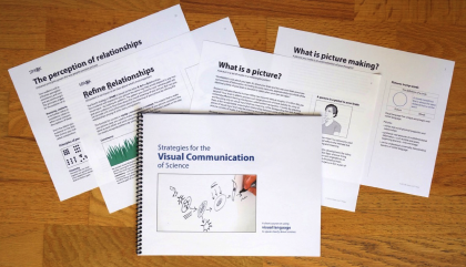 Sample 2: Online course booklet